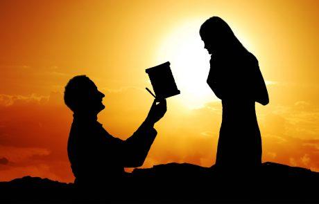 הדבר הרומנטי ביותר שזוג יכול לעשות הוא לחתום על הסכם ממון